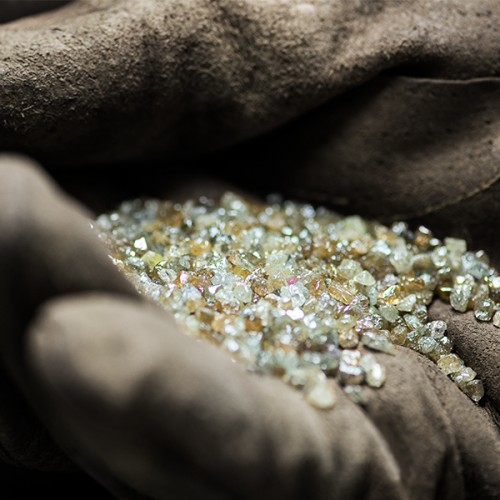 THE FUTURE OF DIAMONDS - Embracing the new age emotions