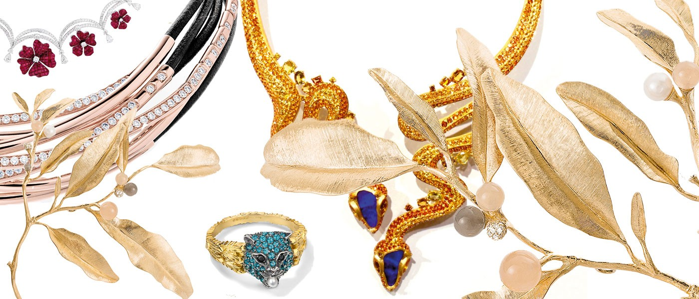 Jewellery trends at Baselworld 2017